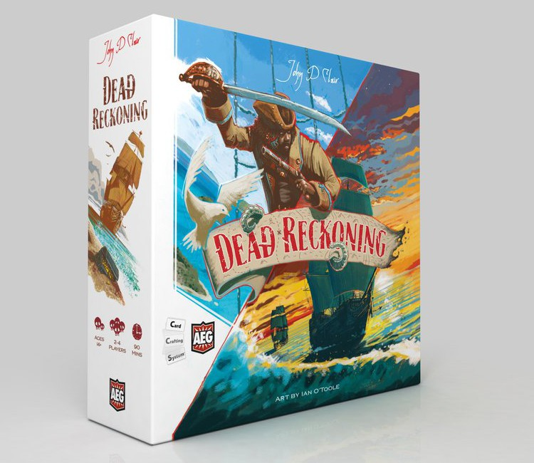 Dead Reckoning - the Swashbuckling Strategy Game from AEG