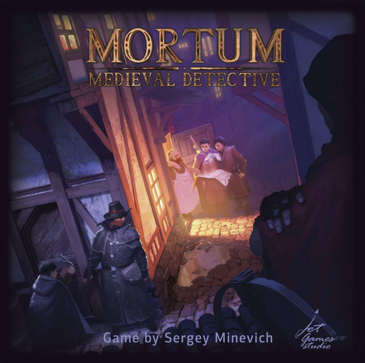 Mortum. Medieval Detective