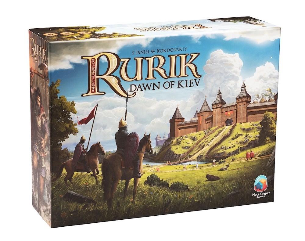 Rurik: Dawn of Kiev.