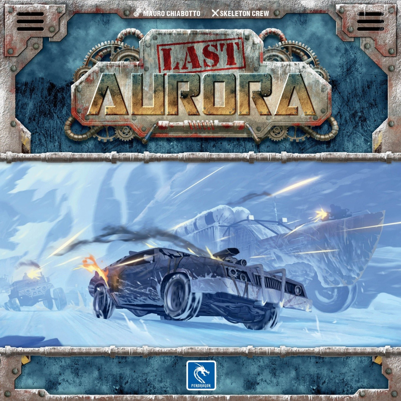 Last Aurora.