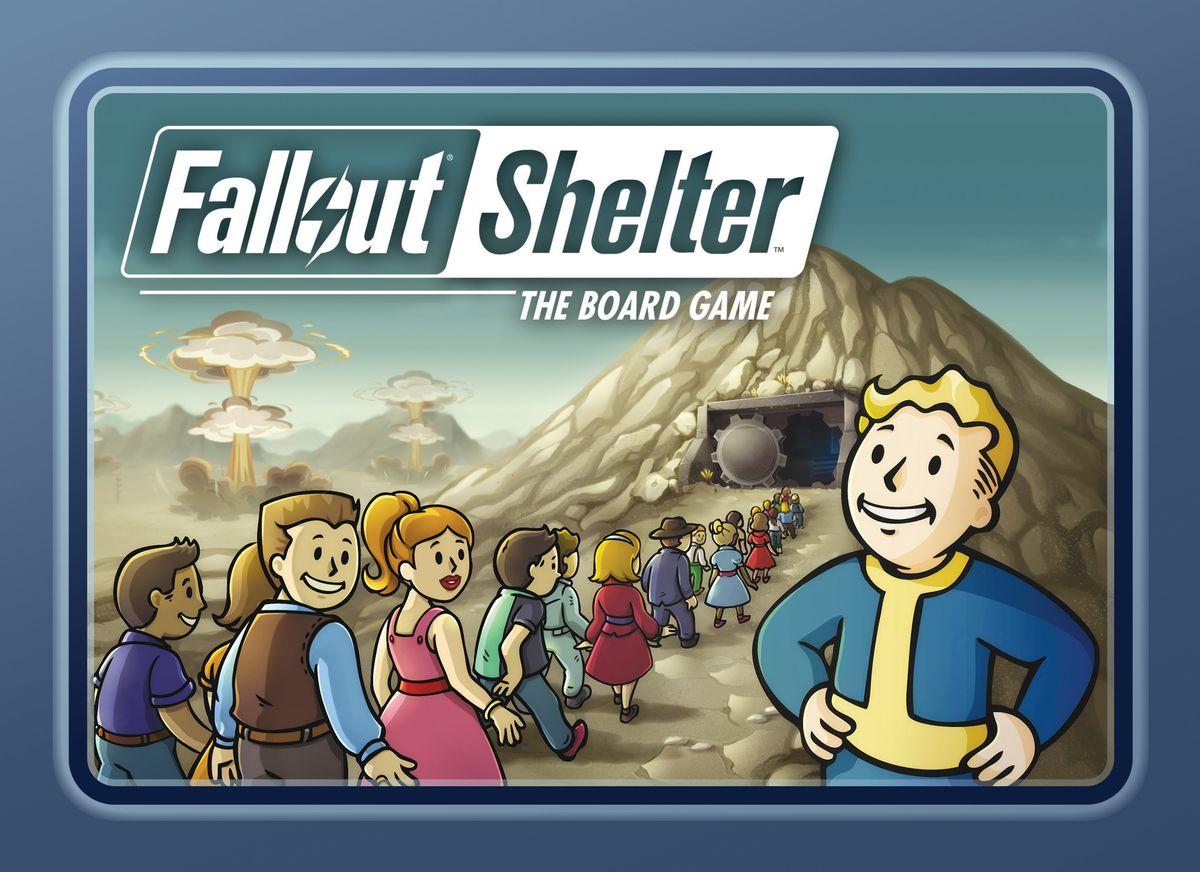 Fallout Shelter.