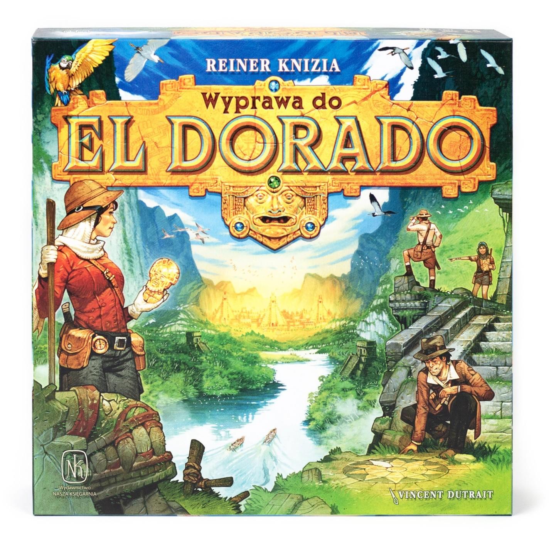 В поисках Эльдорадо